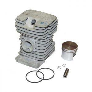 Cylinder Pot & Piston Assembly Fits Stih 017 & MS170 Chainsaw